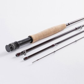 BFC Discovery HPS Fly Rod 10ft 3wt 4pc